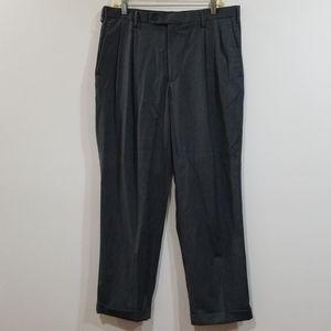 Dockers collection men's gray dress slacks